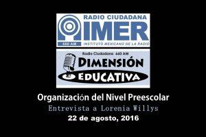 Dimensión educativa 33 - 22 de agosto 2016