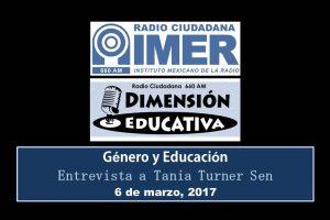Dimensión educativa 59 - 6 marzo 2017