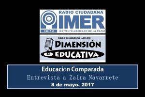 Dimensión educativa 65 - 8 mayo 2017