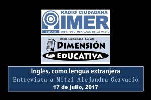Dimensión educativa 72 - 13 julio 2017
