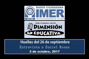 Dimensión educativa 79 - 2 oct 2017