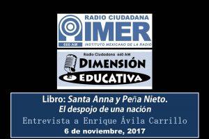 Dimensión educativa 84 - 6 noviembre 2017