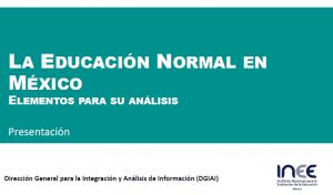 EducNormalMex