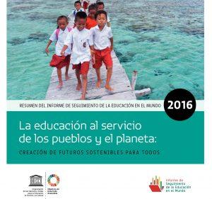 Informe Unesco 2016