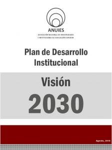 Visión 2030 ANUIES