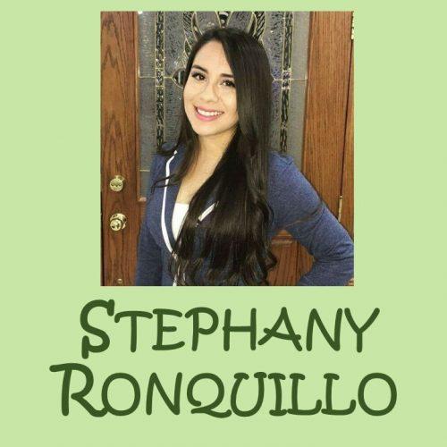 Stephany Ronquillo Rey