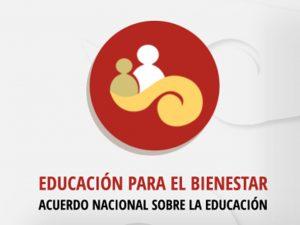Acuerdo Nacional sobre la Educación.