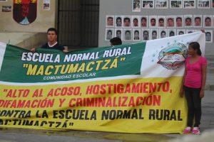 Normalistas Mactumatzá