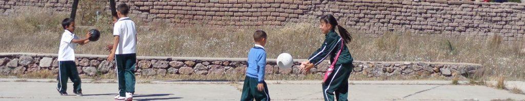 RIER niños rural