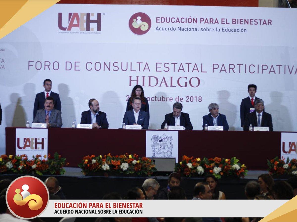 Foro Consulta Hidalgo