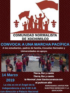 Normal Xochimilco