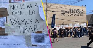 ENP6 Protesta
