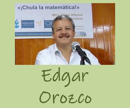 1 Edgar Orozco