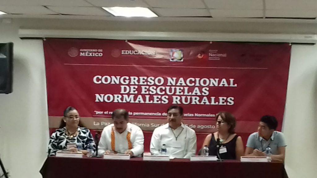 CongresoNormalesRurales