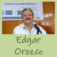 Edgar Alfonso Orozco Mendoza