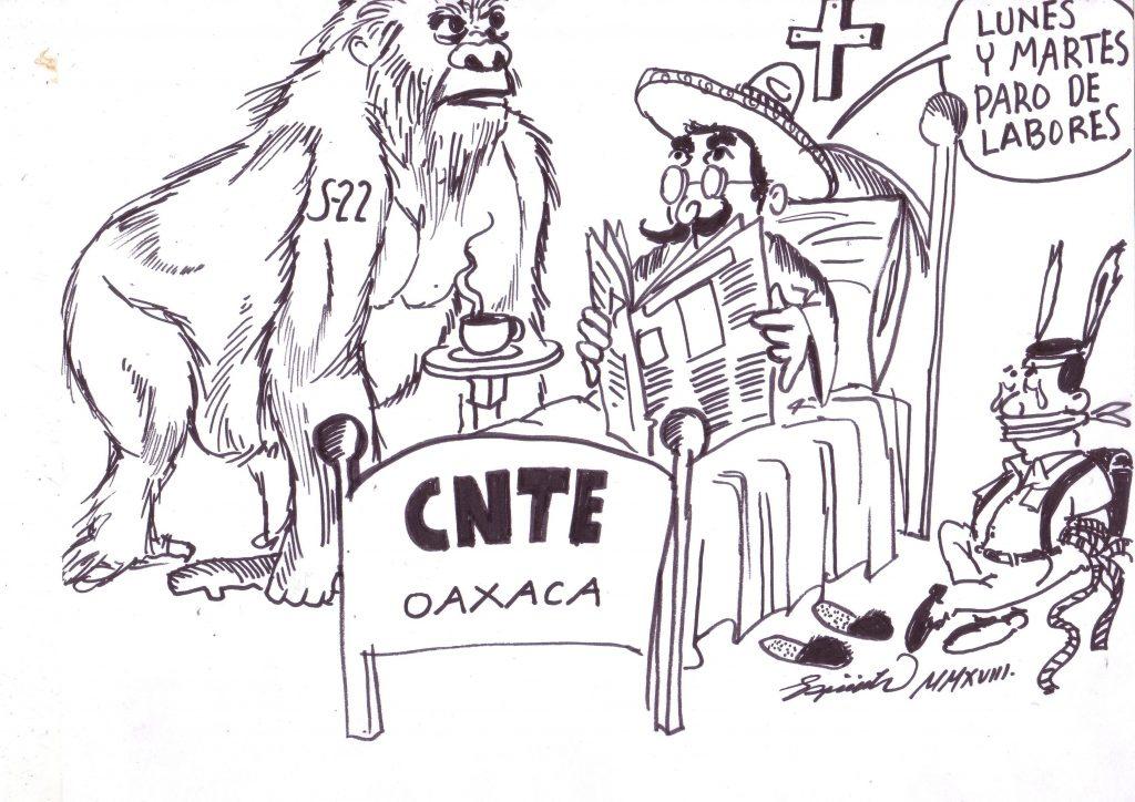 CNTE CARICATURA-04-ABRIL-2018