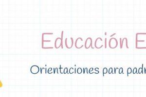 Educación Especial Orientaciones
