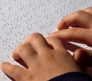 texto Braille