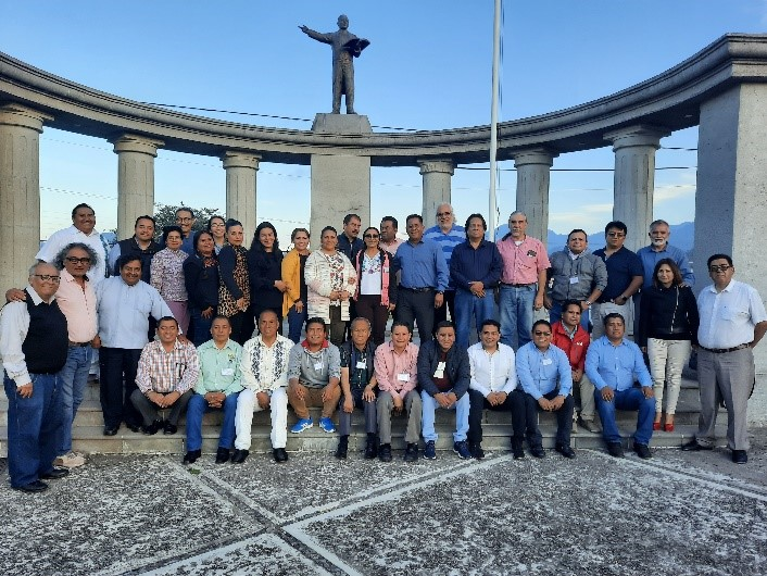 Colectivo Nacional de Normales Interculturales Bilingües