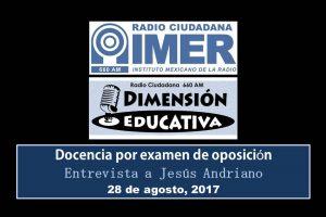Dimensión educativa 76 - 28 agosto 2017