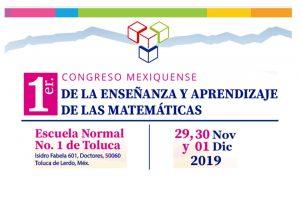 1 Congreso Mxq Matemáticas
